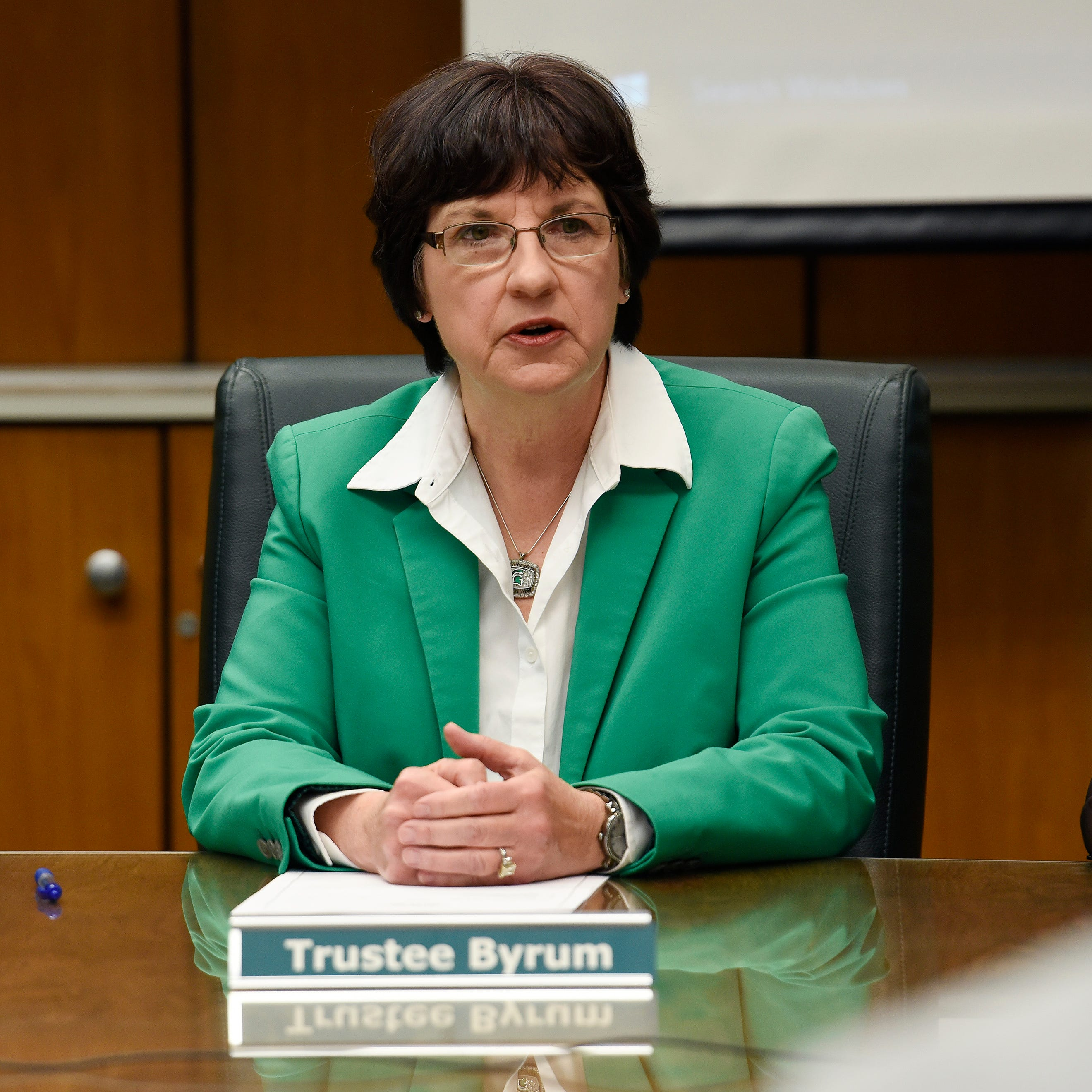 MSU trustee: Engler's comments on Nassar victims 'ill advised'