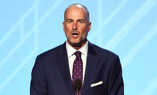 "ESPN basketball analyst Jay Bilas is a guest on Angelique S. Chengelis' podcast, ""View from the Press Box."""