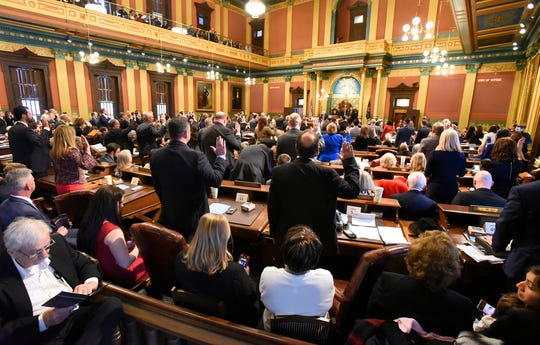 A package of bills that would make some expansions to public records access in the Legislature and governor's office won bipartisan approval from the House Tuesday.