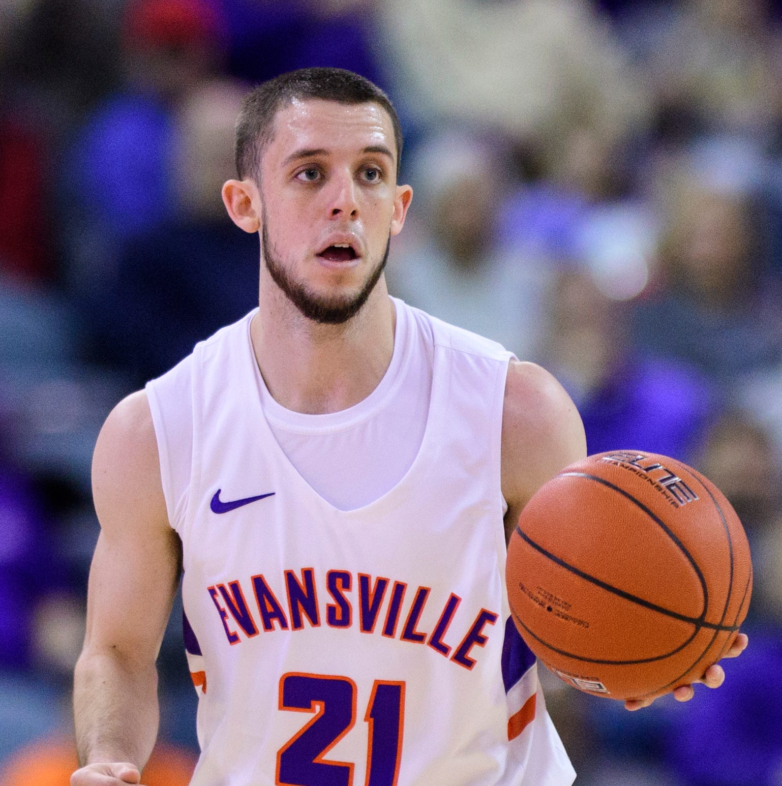 UE basketball wins finale at Valpo after Shea Feehan dismissed from team