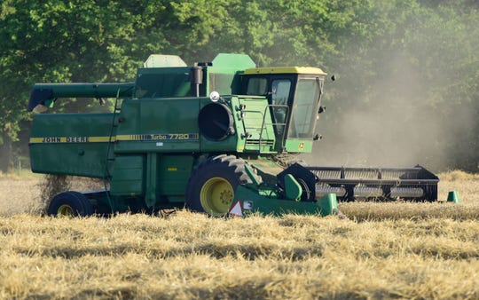 Farmers in Sandusky County and across Ohio are being impacted by the partial federal government shutdown.
