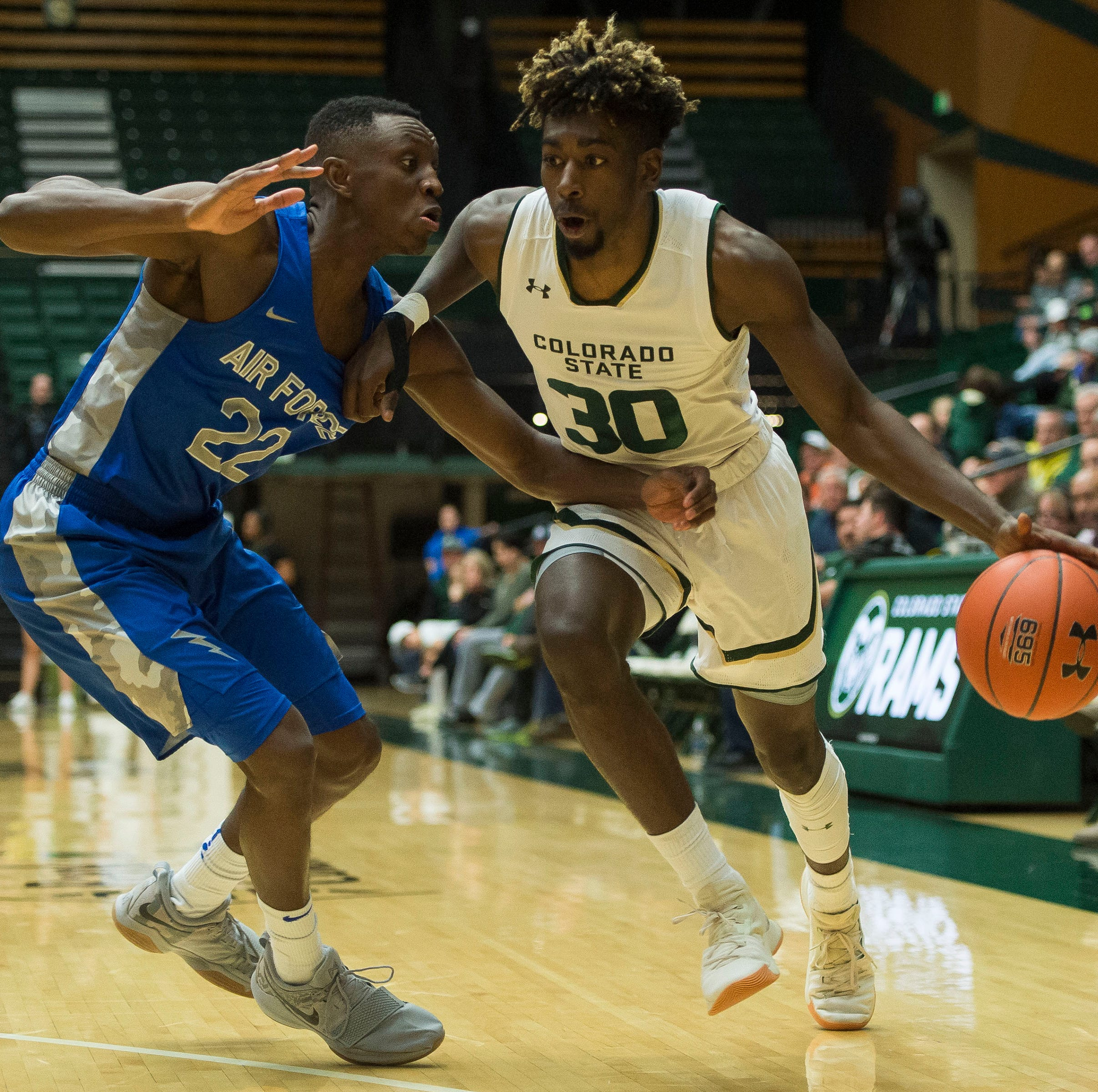 Takeaways from Colorado State basketball's loss at Utah State