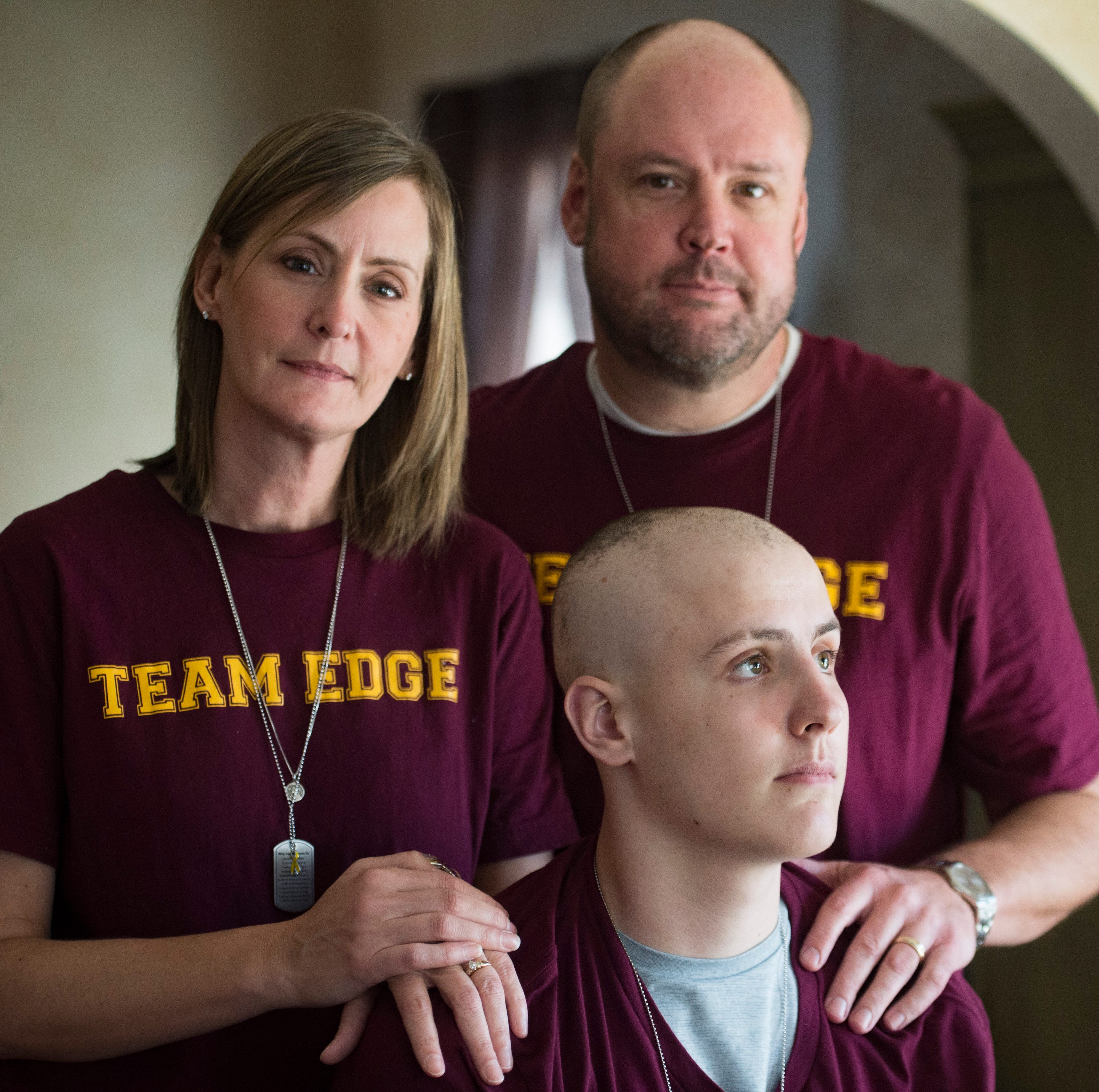 Rare cancer steals Fort Collins basketball player's dream of playing senior season