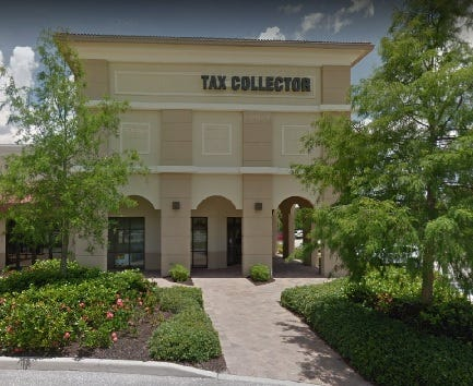 The Lee County Clerk of Court'srecording services will be providedfrom 8:30 a.m. to 5 p.m. at the tax collector's Bonita Springs office at 25987 S. Tamiami Trail.