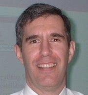 John Michael Pierobon is a member of the Tobacco-Free Partnership of Broward County.