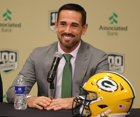 44bc739a7 Packers  long search turns up  perfect candidate  in Matt LaFleur