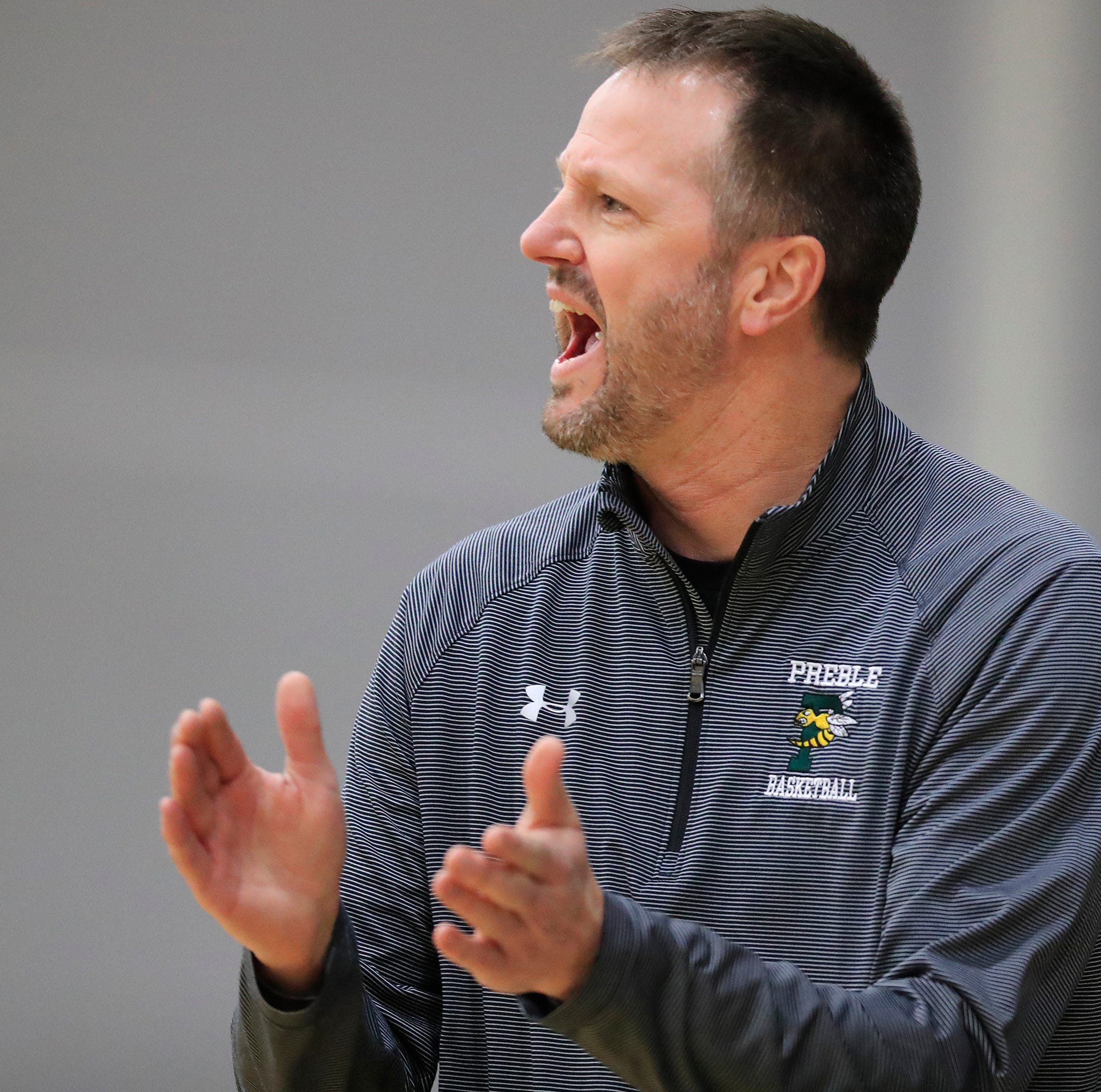 Preble girls basketball coach Jim Doell finds perspective after wife's cancer diagnosis