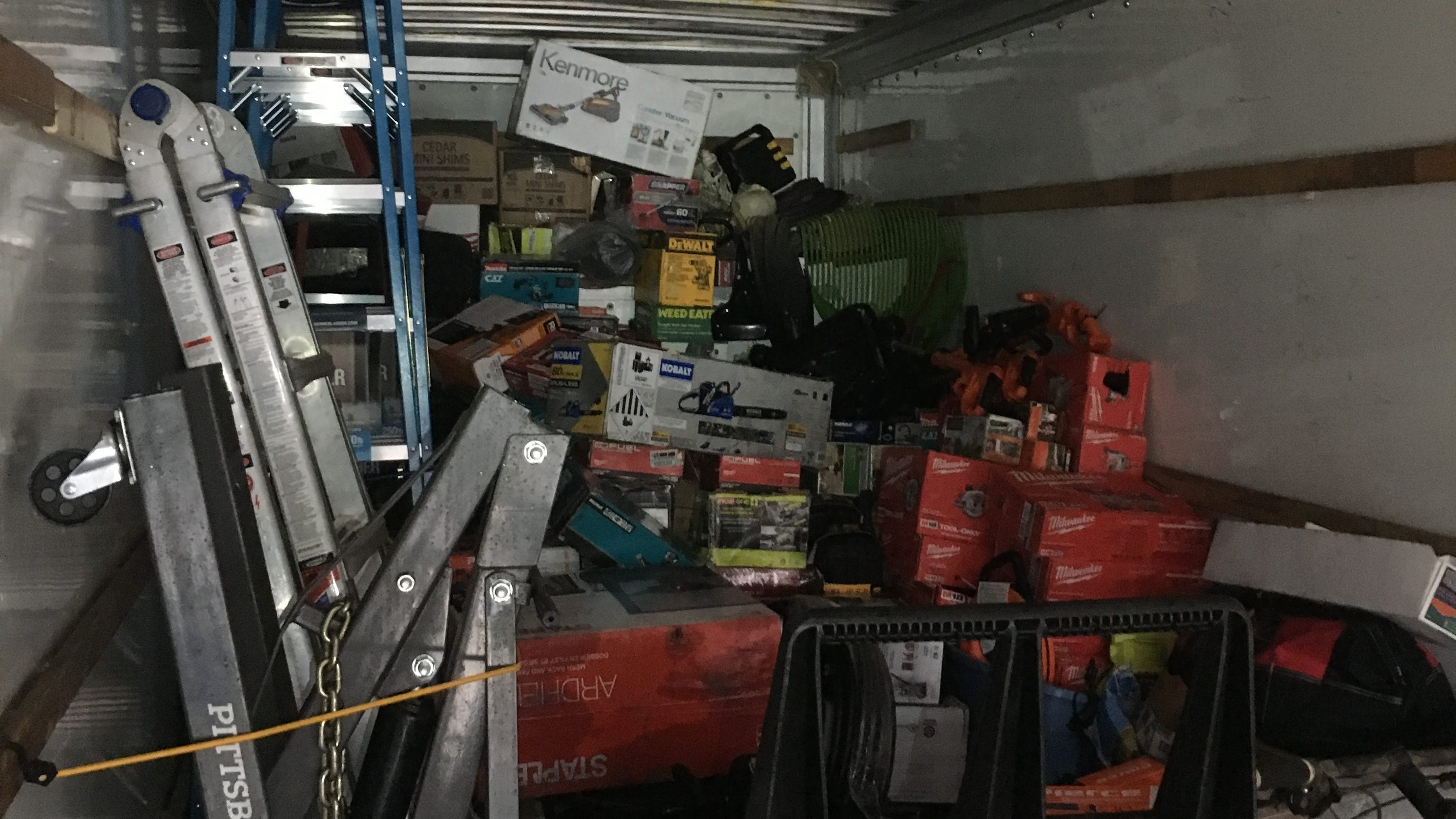 2f8e2abe094 Greenville police dismantle theft ring targeting Home Depot