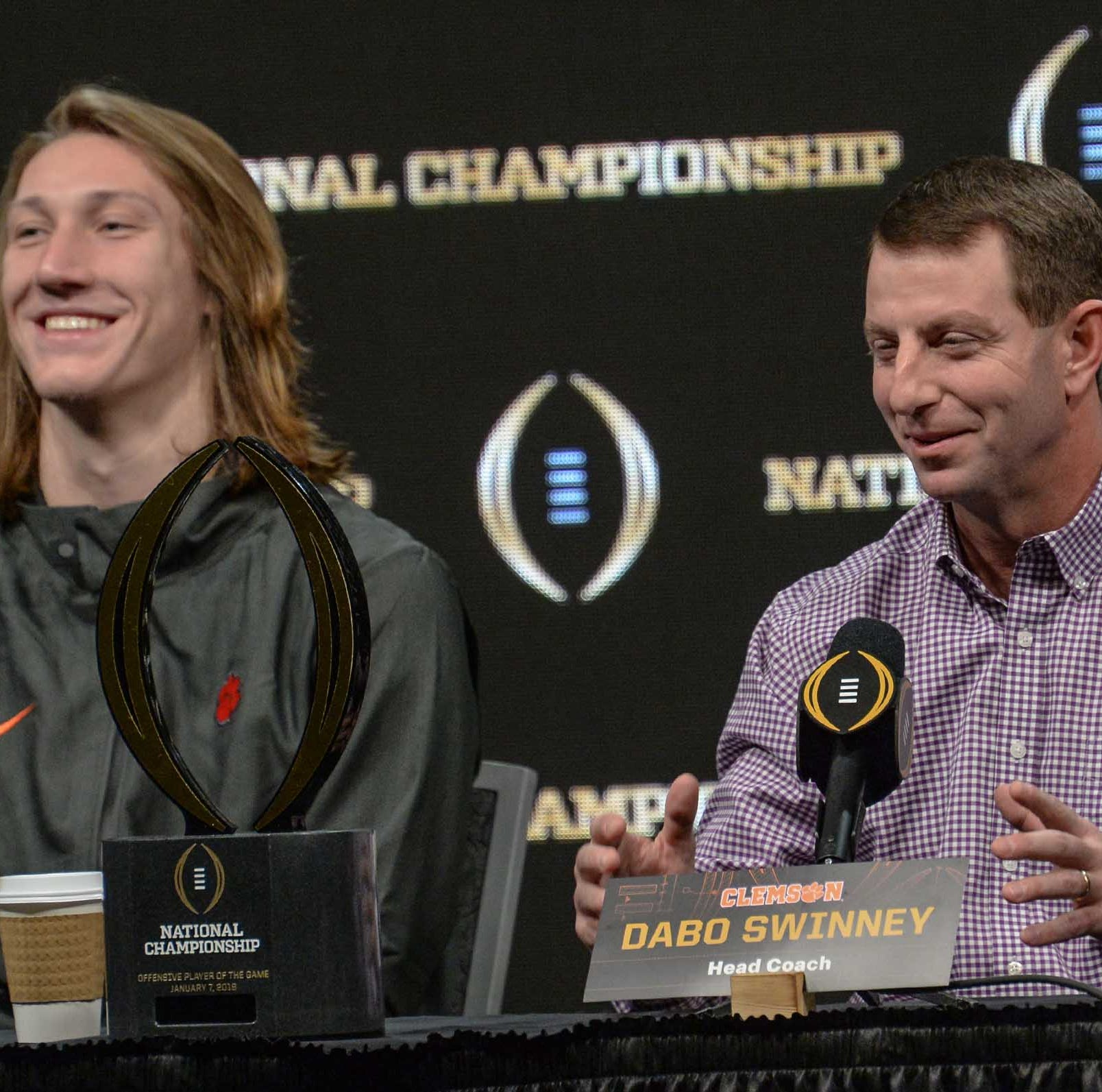 Clemson QB Trevor Lawrence's basketball play raises questions about off-season activities
