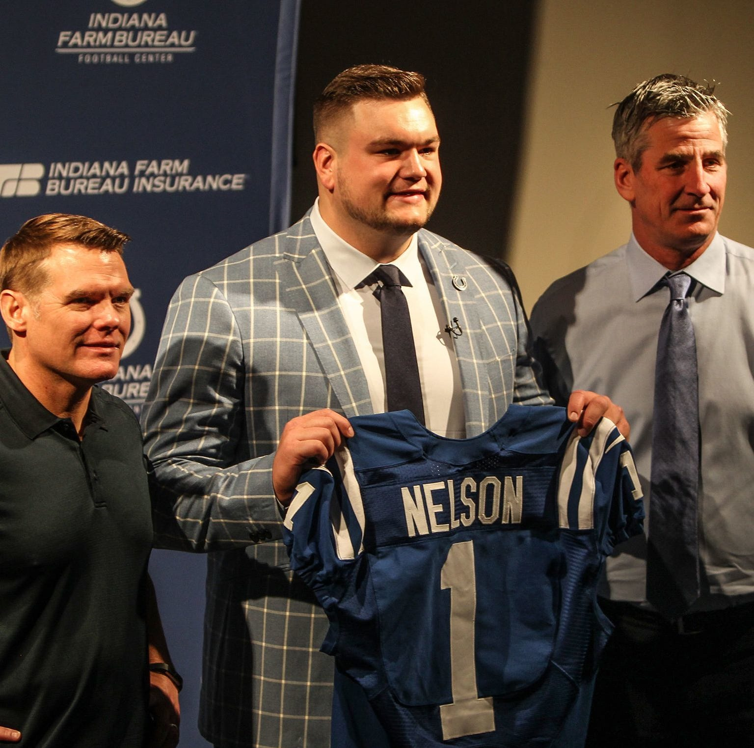 NFL Draft 2019: Quenton Nelson accuses ESPN's Trey Wingo of 'Swagger Jacking'