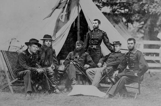 Capt. Luck always takes the blame for mistakes made on the battlefield, as any good Civil War general would.