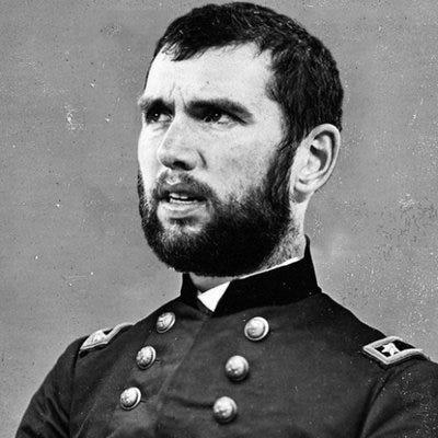 Capt. Andrew Luck on Twitter is a Civil War, NFL, social media phenom.