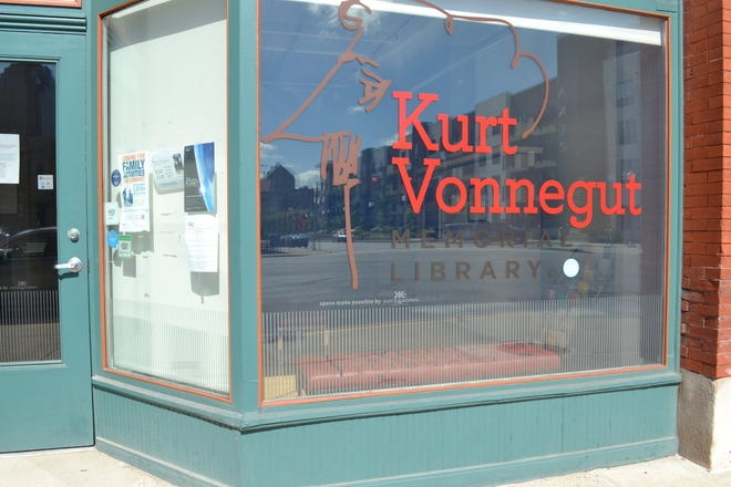 The Kurt Vonnegut Museum and Library has been at the corner of Senate and Indianapolis avenues.