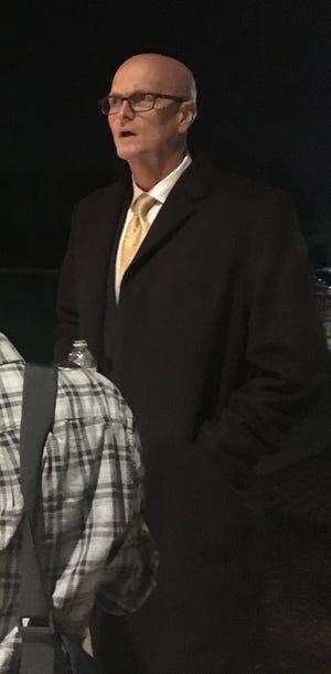 Scott Van Pelt attended Tyler Trent's funeral Tuesday.