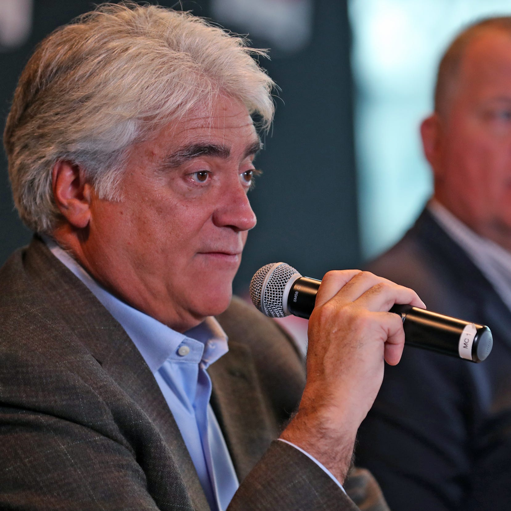 IndyCar CEO Mark Miles addresses guaranteed entries at Indy 500