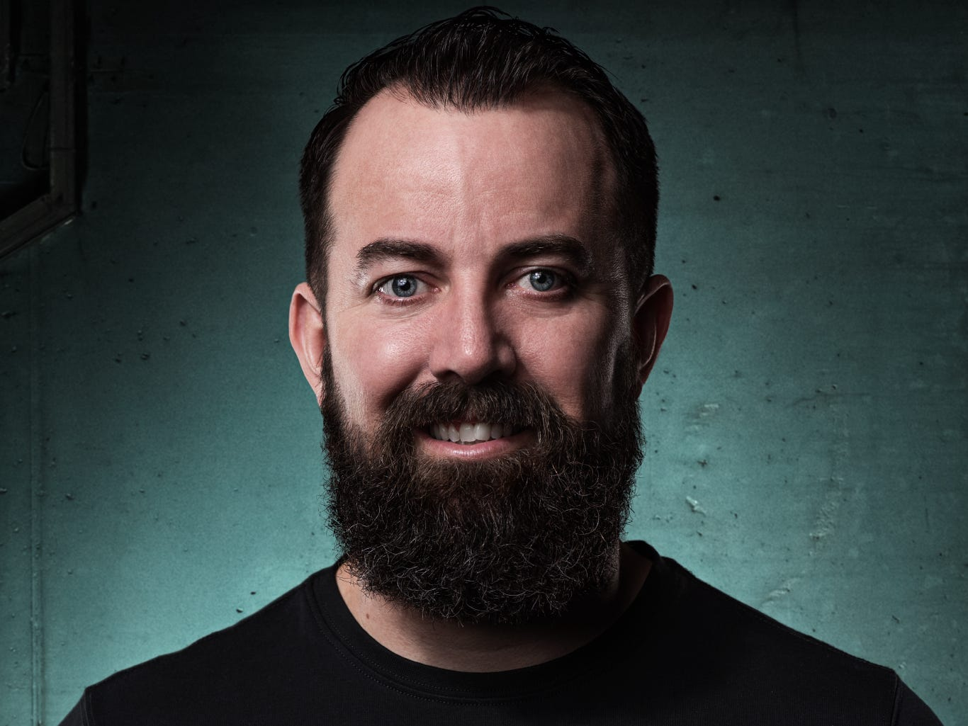 Dan Cummins performs at Helium Comedy Club in Indianapolis on Sept. 26-28, 2019.