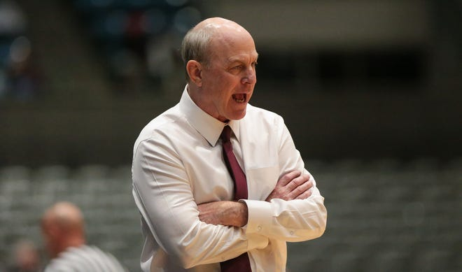 Mississippi State head basketball coach Ben Howland's Bulldogs stumbled into SEC play with an overtime loss to South Carolina.