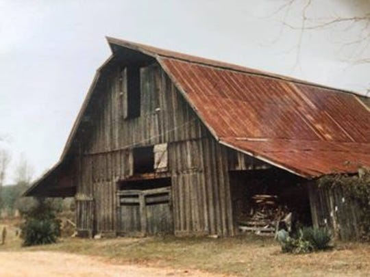 Pictured is Cogan's Farm in 1992.
