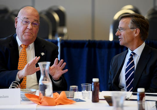 Art Sparks was appointed the new chairman of the University of Tennessee Martin advisory board after Governor Bill Haslam, Tuesday, Jan. 9.