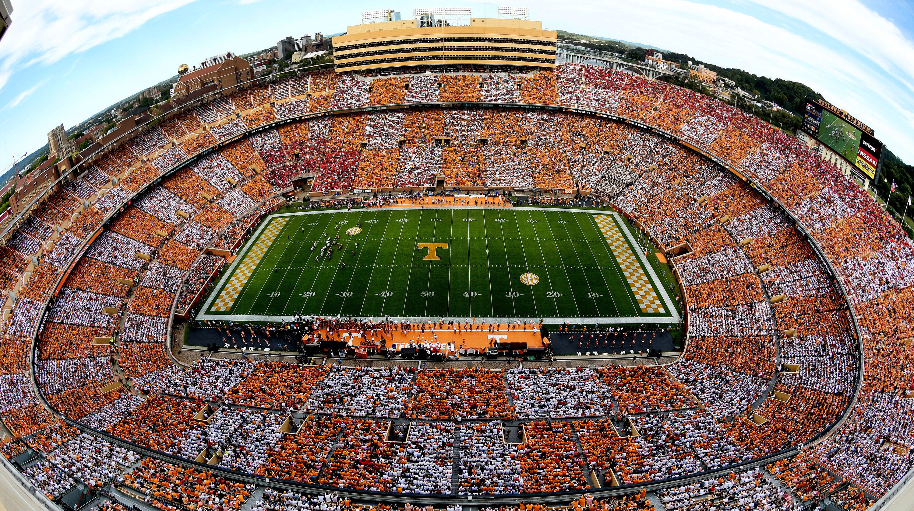 Fall 2020 Course Schedule Ut Tennessee football 2020 schedule: Georgia, Missouri flip spots