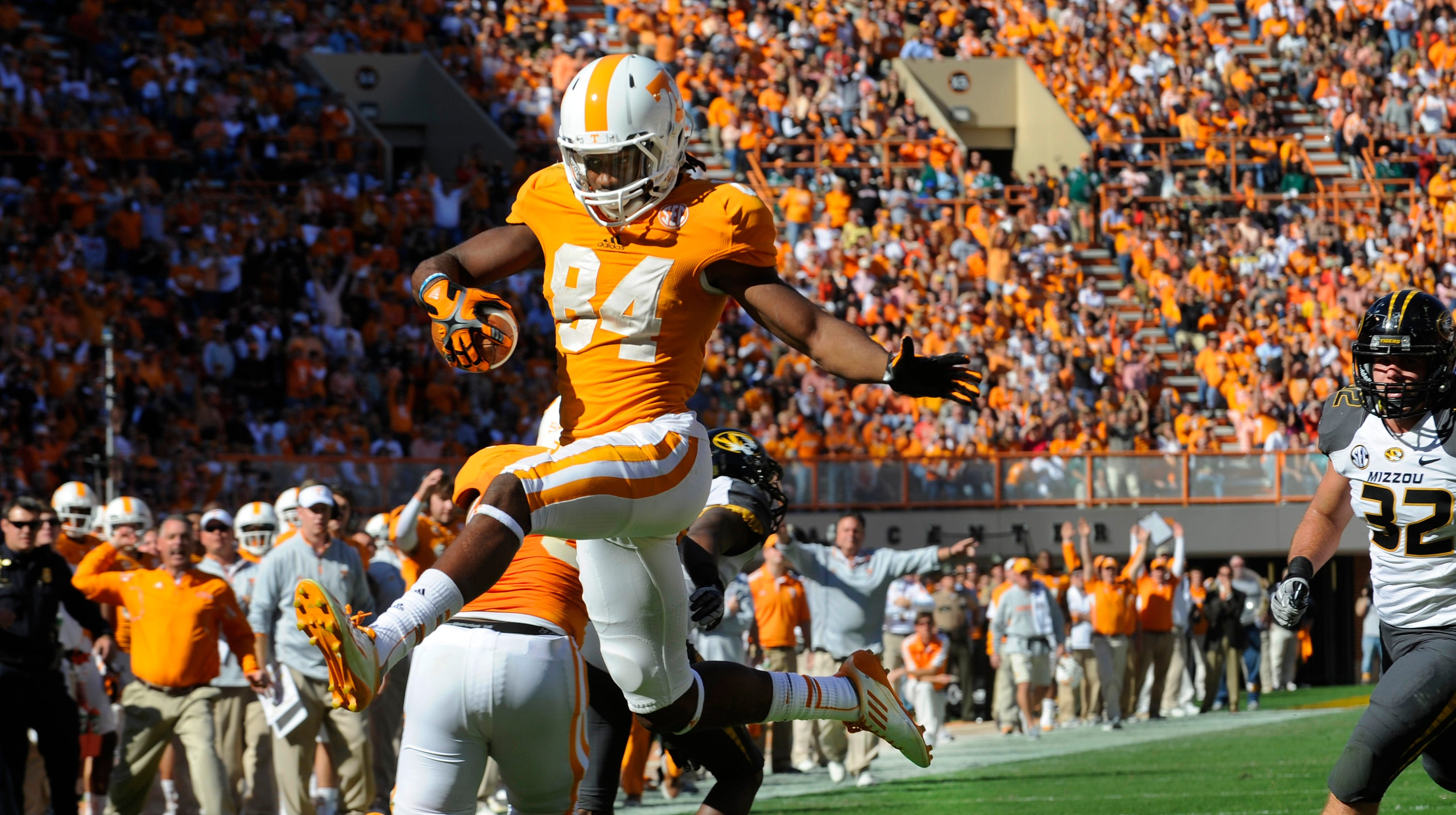 online retailer 4b7a8 f4fb5 Cordarrelle Patterson says one season with UT Vols 'was a ...