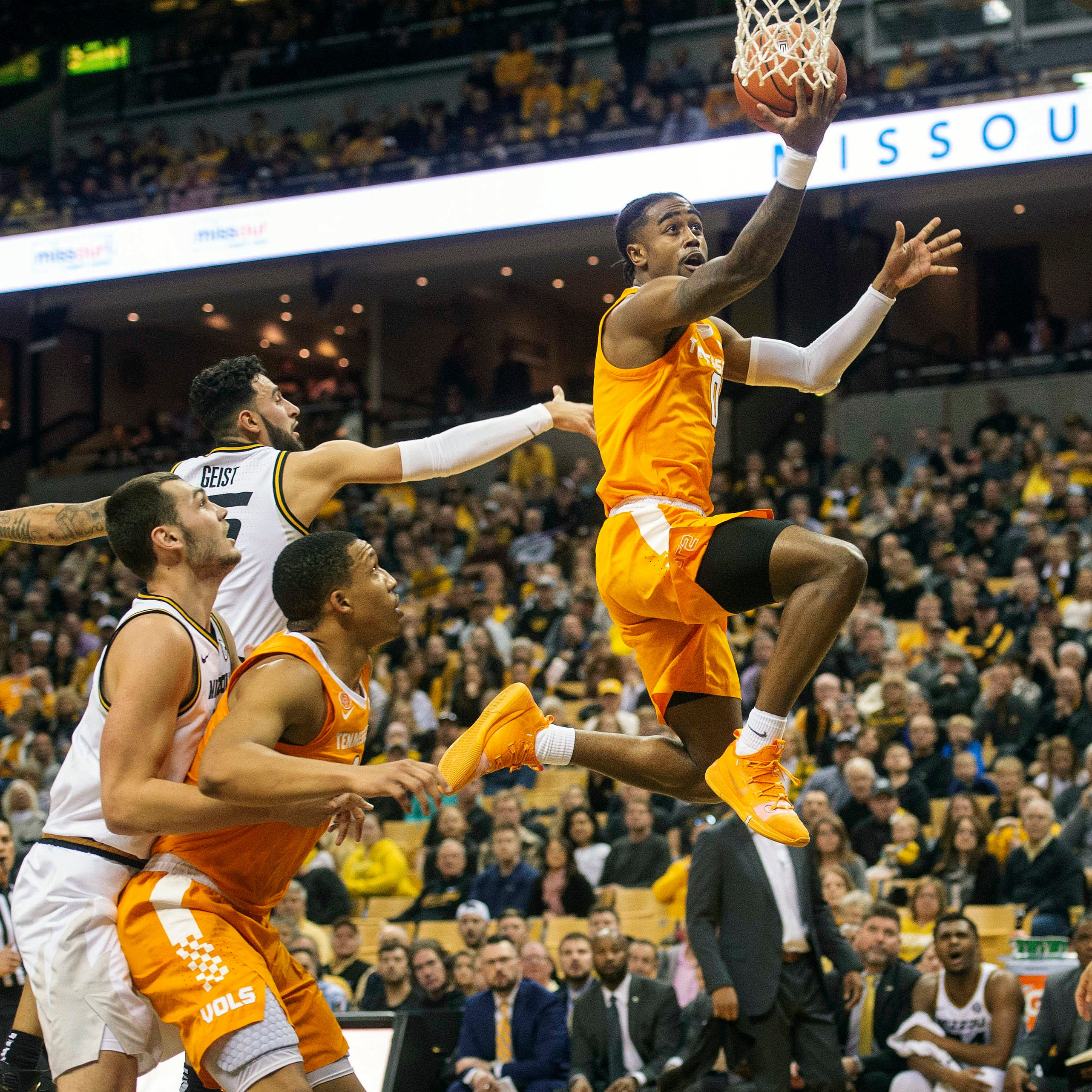 Mike Strange: UT Vols face SEC competition on road to March Madness; next up — Vanderbilt