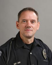 Officer Kurt Sinks was on the scene when Officer Lane Butler was shot in the back. Sinks is an eleven year veteran of the Lafayette Police Department.