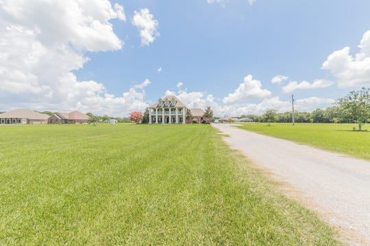 This home sits on almost 9 acres of prime Scott property.