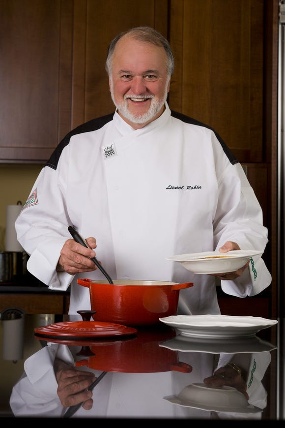 "Lionel Robin's crawfish etouffee was featured on Food Network's ""Best Thing I Ever Ate"" in 2011."