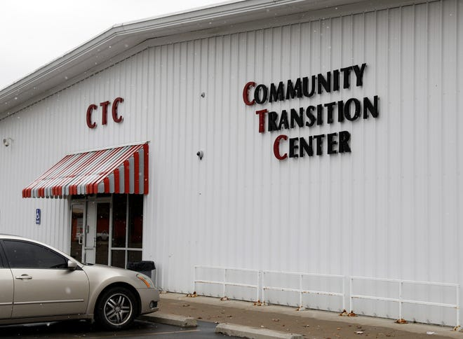 Two employees were transported from the Community Transition Center Wednesday, Jan. 9, 2019, after what Lancaster Fire Department Capt. K.J. Watts described as a possible exposure to fentanyl.