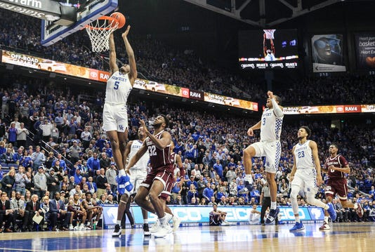 Kentucky Vs Texas A M January 8 2019