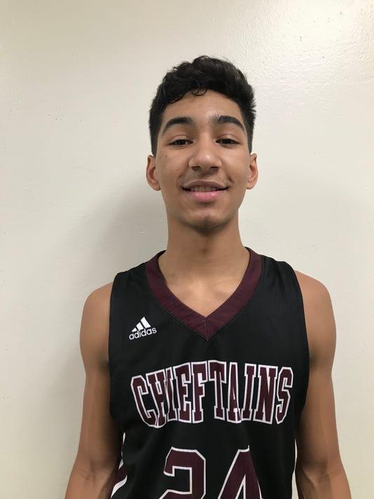 Evan Thomas Okemos Basketball 2018-19