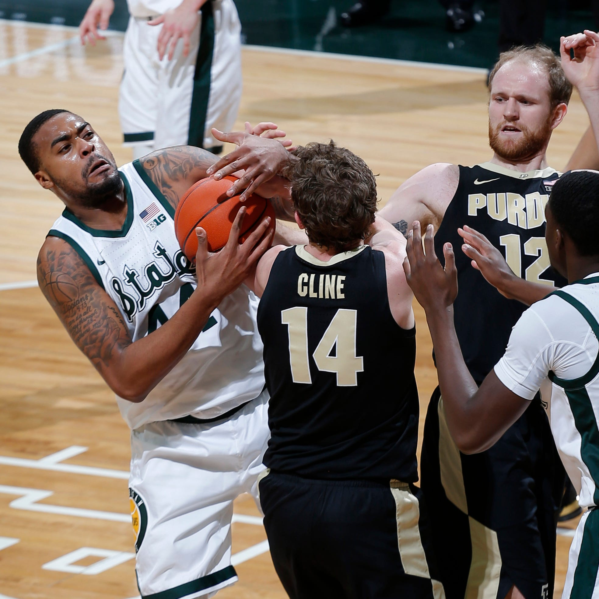 Couch: 3 quick takes on Michigan State basketball's win over Purdue