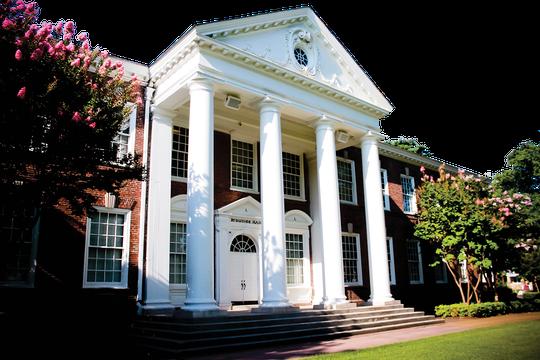 Brownlee Hall at LeMoyne-Owen College