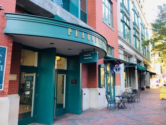 Pembroke Place office building, 119 S. Main St. in Downtown Memphis