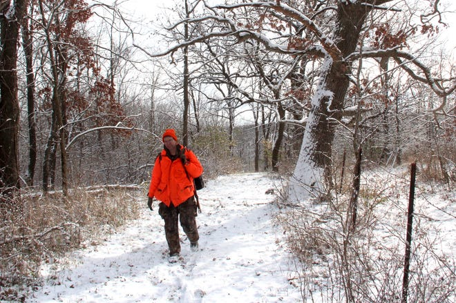 The 2020-21 regular deer and bear hunting seasons in New York's Southern Zone begin at sunrise on Saturday and continue through Sunday, Dec. 13.