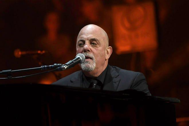 Billy Joel will visit GABP in 2021.