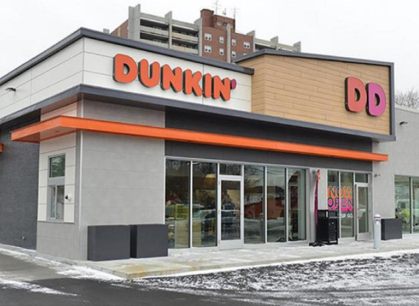 """Limited Edition Dunkin Donuts New 2018 Donut Pool Float 30/"""" Wide!"""