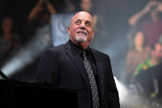 Billy Joel is playing only one show in the Midwest in 2019, and it's in Milwaukee, at Miller Park on April 26.
