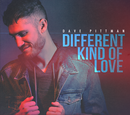 'Different Kind of Love,' the second album by Dave Pittman, is scheduled to be released today.