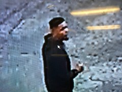Montgomery deputies are searching for a suspect in a breaking and entering case.