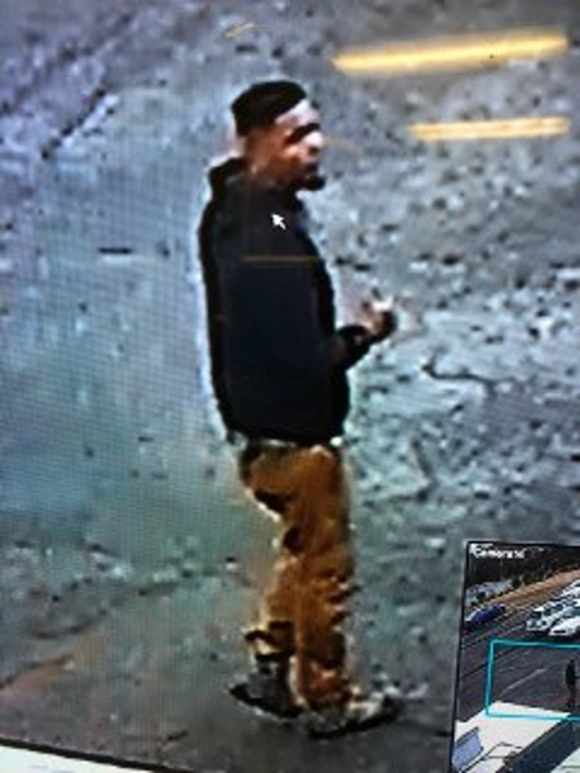 Suspect Picture Clanton