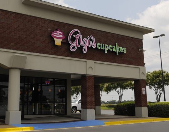 Gigi's Cupcakes has a location on Vaughn Road in Montgomery.