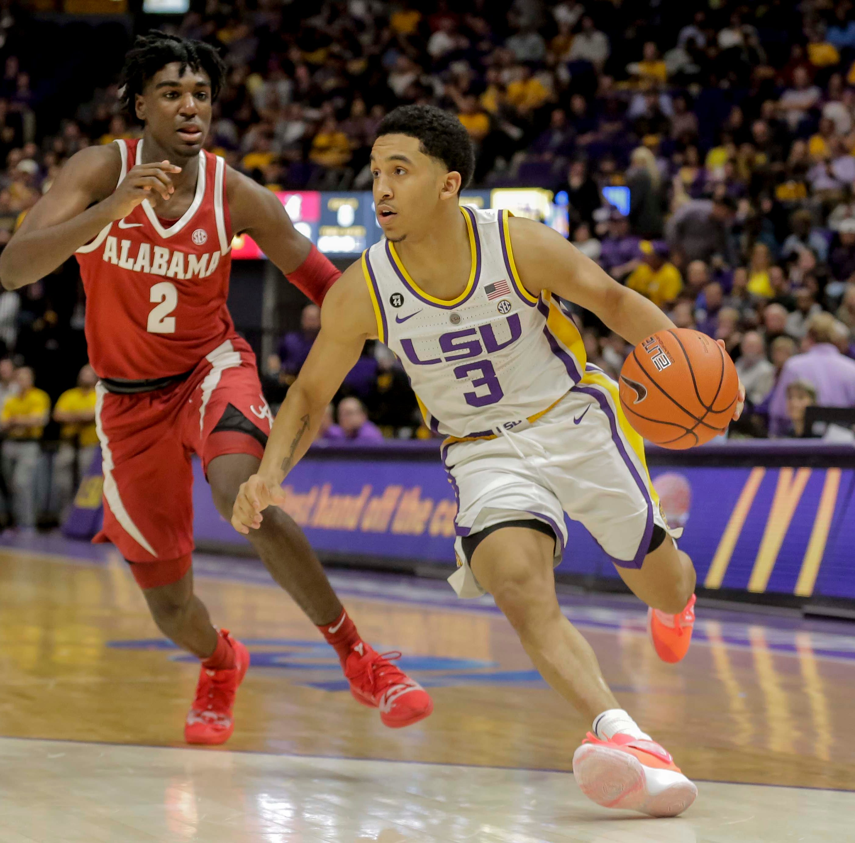 Freshly ranked LSU hosts Georgia and hopes to stay in the polls longer this time around