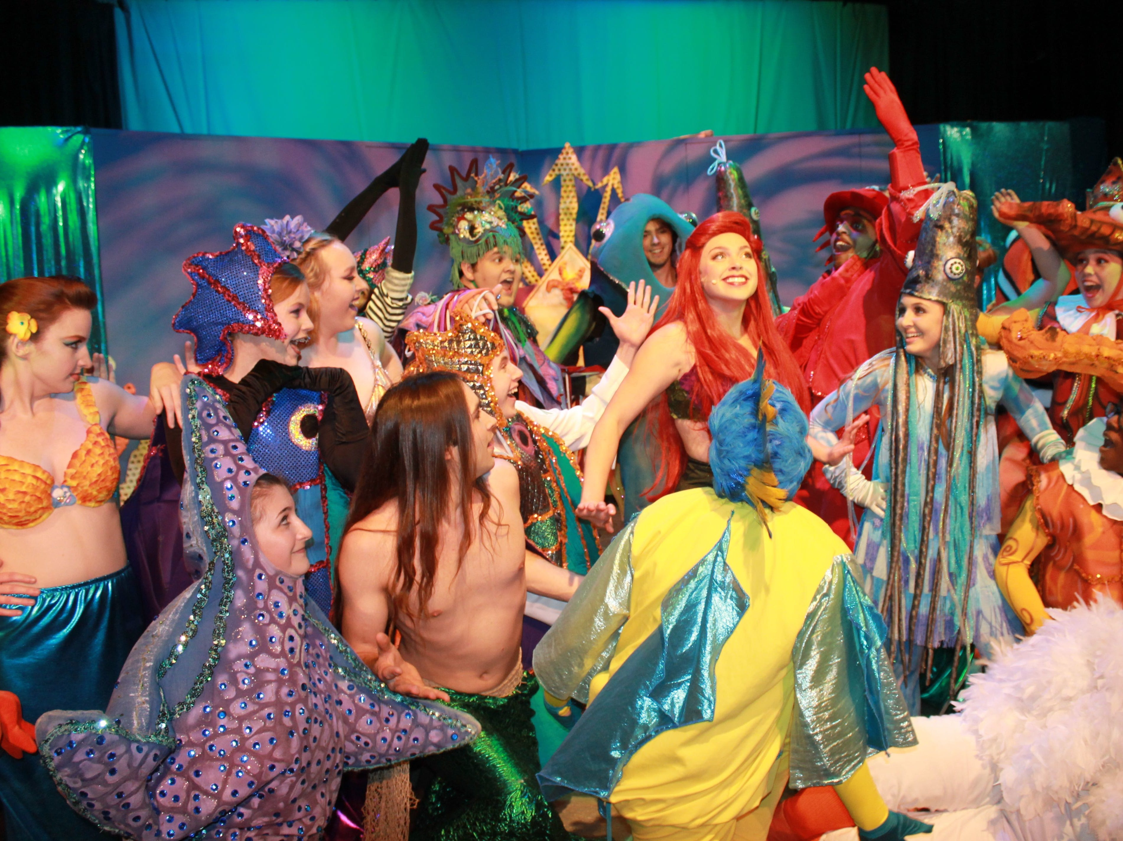 """Center for the Arts presented """"Little Mermaid."""""""