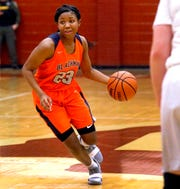 Blackman's Iyana Moore scored 21 points in an 82-56 win over Stewarts Creek Friday.