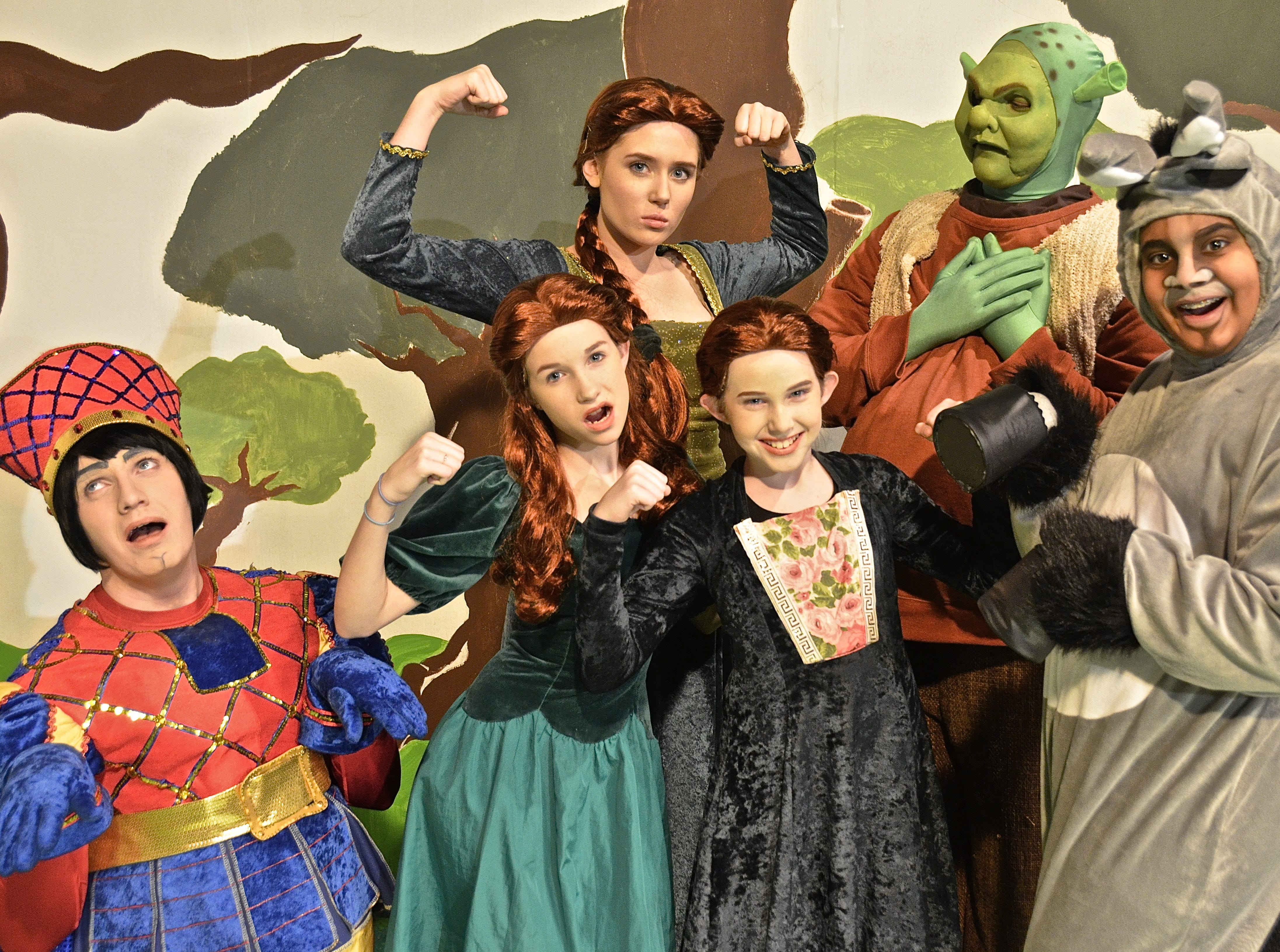 """Center for the Arts presented """"Shrek"""" a few years ago."""
