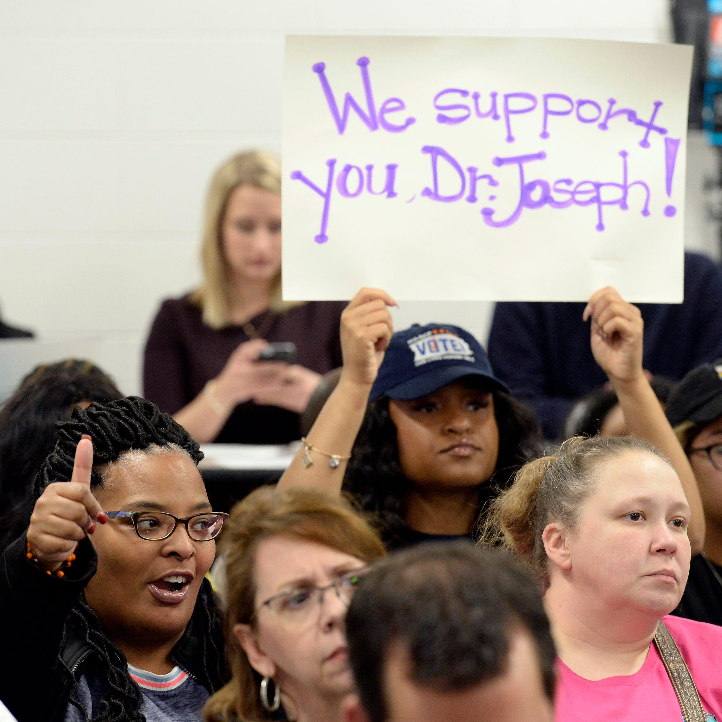 Metro Nashville Public Schools director Shawn Joseph inherited problems, deserves support | Opinion