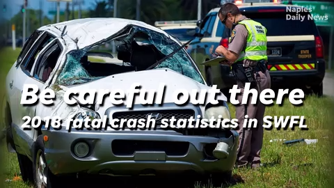Video: 2018 fatal crash stats for Collier, Lee counties