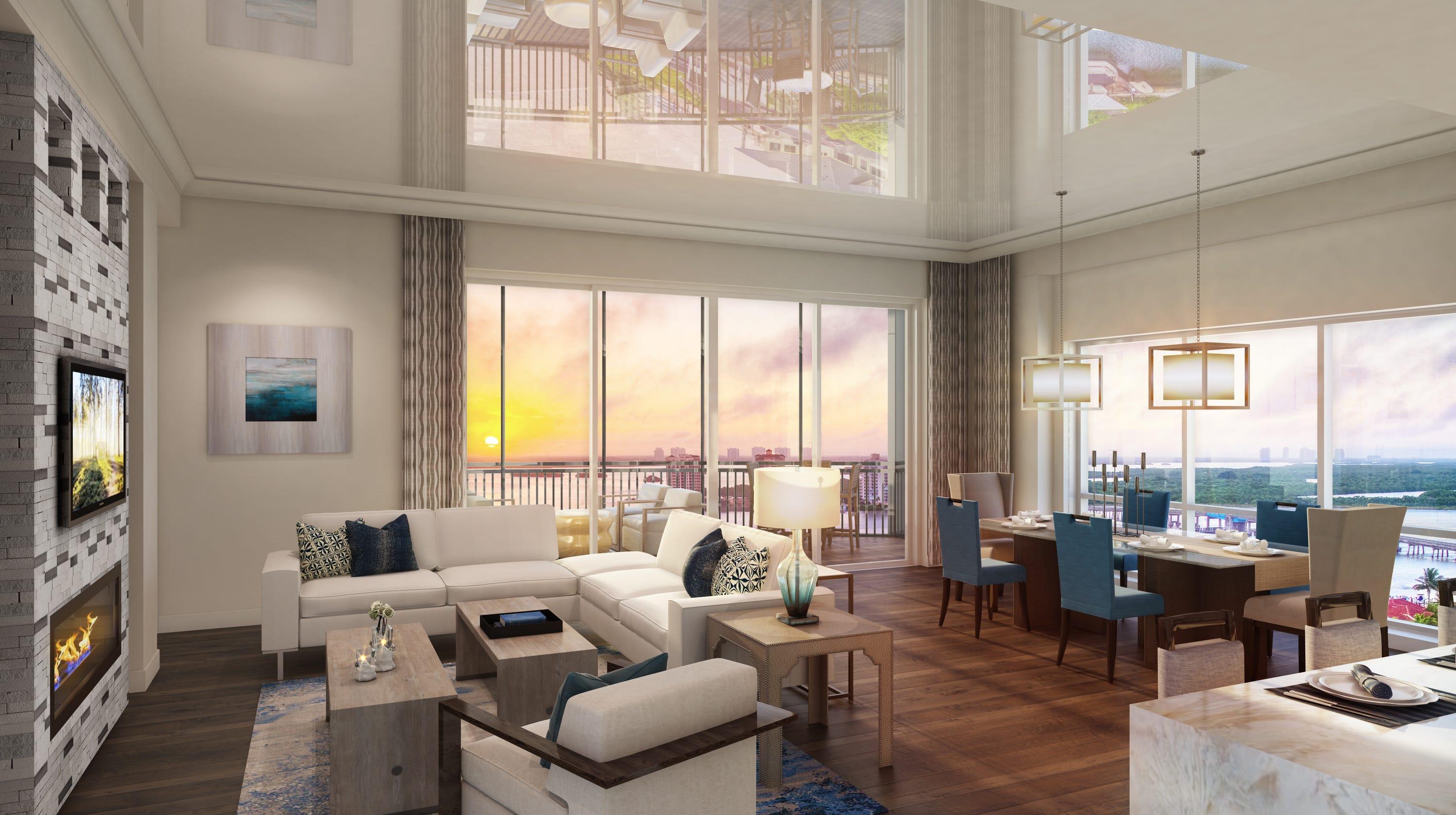 Spacious Floor Plans Coastal Lifestyle Featured At Grandview